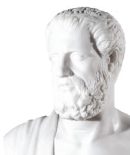 "HIPPOCRATES, A GREEK SCIENTIST, THE FATHER OF MEDICINE (460 BC - 370 BC) USED TO TEACH: ""LET YOUR FOOD BE YOUR REMEDY, LET YOUR REMEDY BE YOUR FOOD."""
