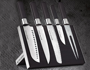 The ABSOLUTE ML Collection brings cutting to another level of precision and sharpness.