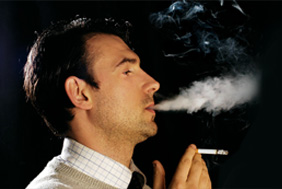 Environmental tobacco smoke, or second-hand smoke, is just as harmful as smoking itself, if not more so, as smoking itself.